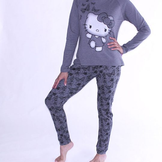 a0b4fac68 Tiare S.A. - Exclusivos Pijamas Hello Kitty
