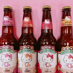 Hello Kitty tendrá su propia cerveza